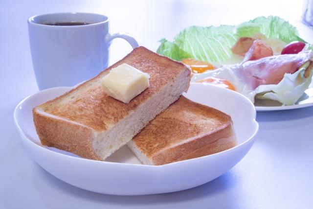 パンにカビを生えにくくする保存方法